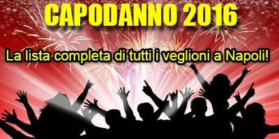 Capodanno Napoli 2016