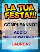 Addio Nubilato Celibato, Compleanno, Laurea