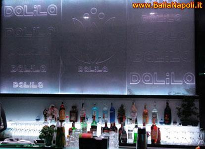 bar principale della discoteca dalila