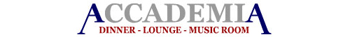 accademia Venerdì 22 Ottobre allAccademia Club
