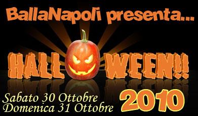 halloween 2010 Halloween 2010 a Napoli