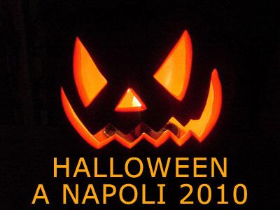 halloween napoli 2010 Halloween a Napoli 2010