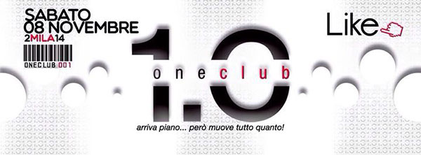one-club-aversa-sabato-8-novembre